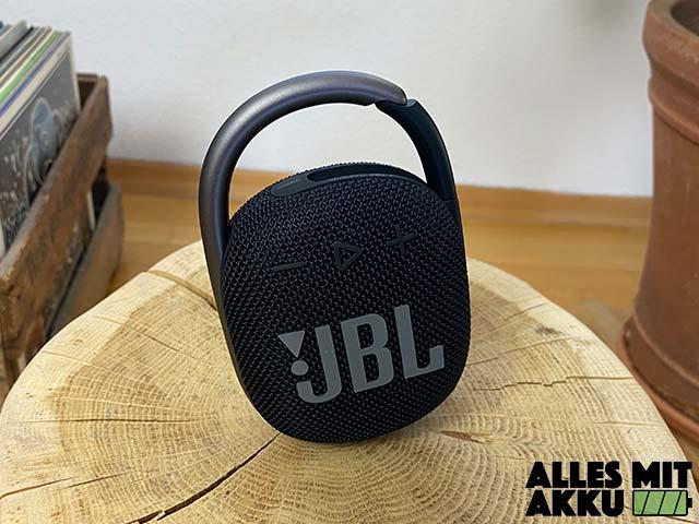 JBL Clip 4 Test