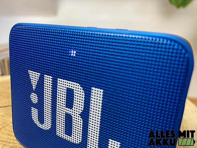 JBL Go 2 Test - LED