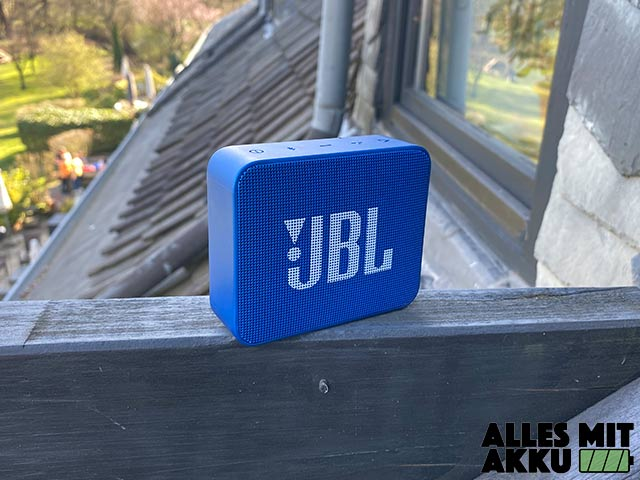 JBL Go 2 Test - Outdoor