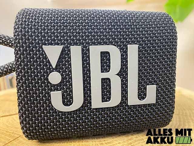 JBL Go 3 Test - Lautsprecher