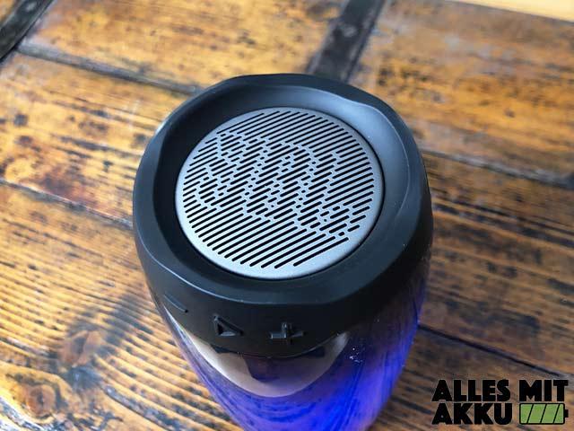 JBL Pulse 4 Test - Lautsprecher 2