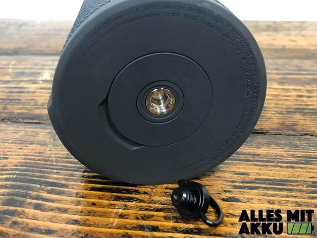 Ultimate Ears Megablast Test - Unten