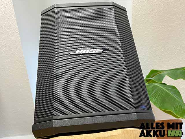 Bose S1 Pro System Test - Design