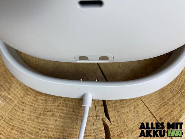 Sonos Move Test - Ladestation