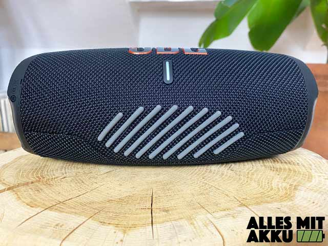 JBL Charge 5 Test - Unterseite
