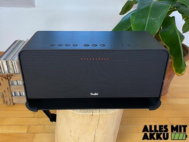 Teufel Boomster XL Test - Lautsprecher