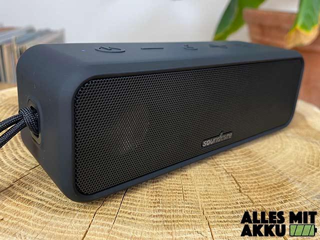 Anker SoundCore 3 Test - Design