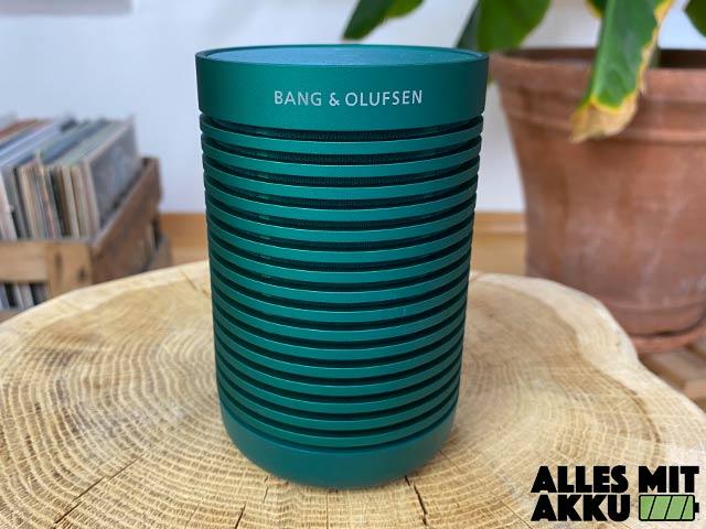 Bang & Olufsen Beosound Explore Test - Lautsprecher