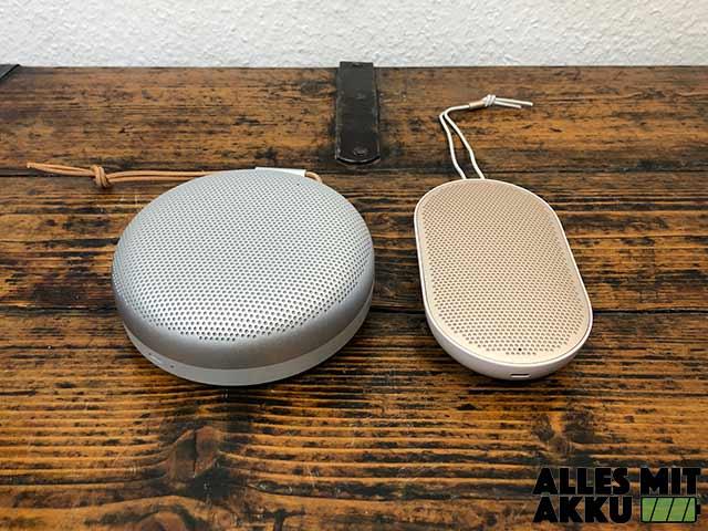 Bluetooth Lautsprecher von 100 bis 250 € - Bang & Olufsen