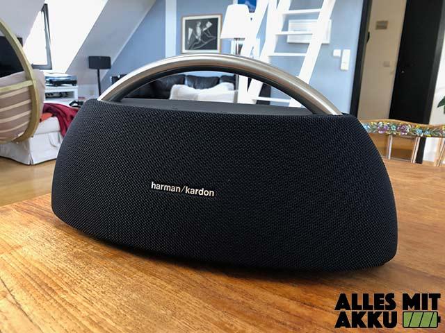 Bluetooth Lautsprecher von 100 bis 250 € - Harman Kardon Go + Play
