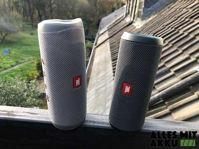 Bluetooth Lautsprecher von 50 bis 100 € - JBL Outdoor