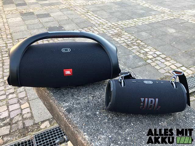 Bluetooth Lautsprecher über 250 € - JBL Boombox 2 - Xtreme 3