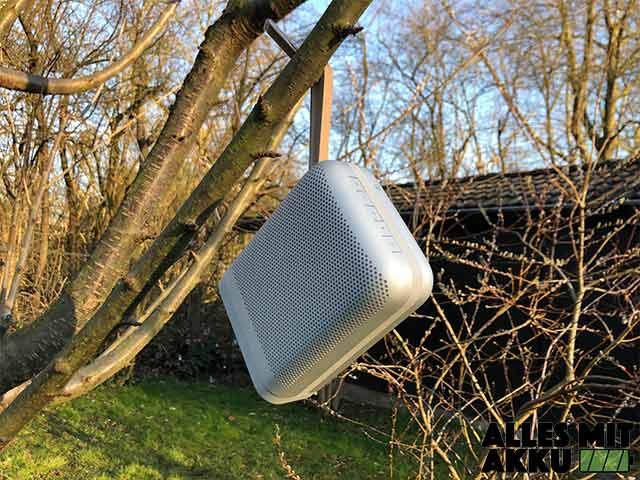 Bluetooth Lautsprecher über 250 € - P6 Outdoor