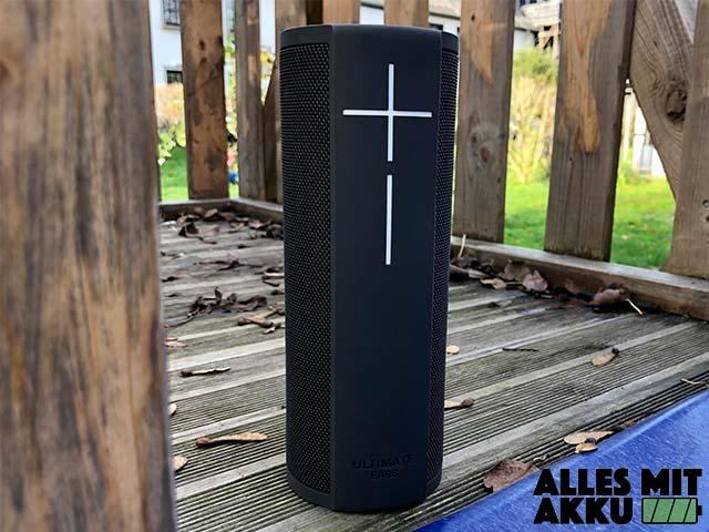 Bluetooth Lautsprecher über 250 € - Ultimate Ears Megablast