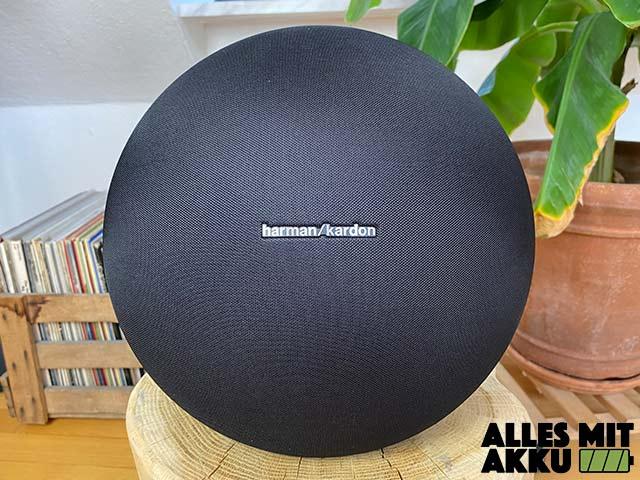 Harman Kardon Onyx Studio 4 Test - Lautsprecher